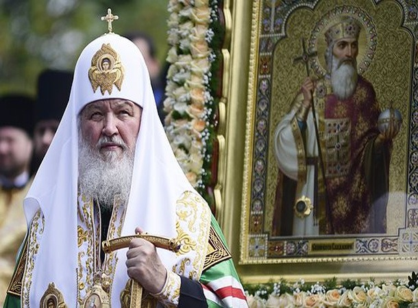 Обращение Патриарха Кирилла в связи с событиями на Украине