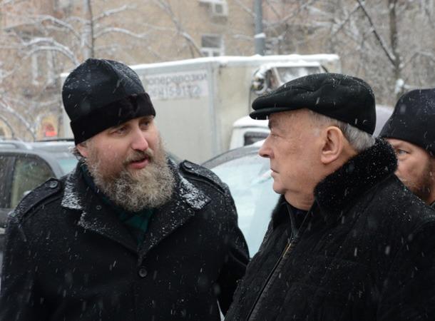 Визит руководителей программы «200 храмов в Москве»