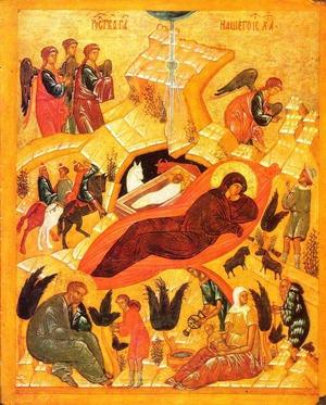 Рождественский Пост 15 ноября — 24 декабря (28 ноября — 6 января н. ст.)