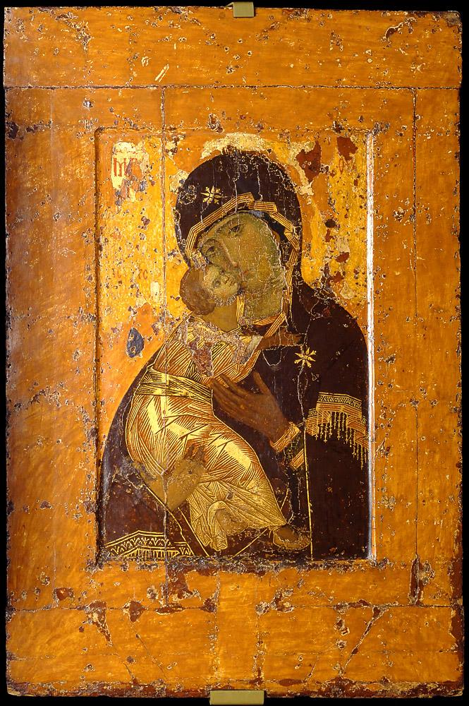 О Владимирской иконе Божией Матери