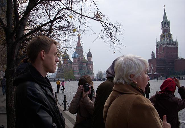 Пешеходная экскурсия «Место рождения Москвы»