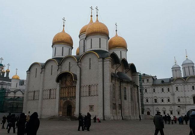 Экскурсия в Московский Кремль