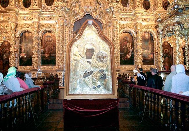 В Храм Христа Спасителя будет принесена Смоленская икона Божией Матери