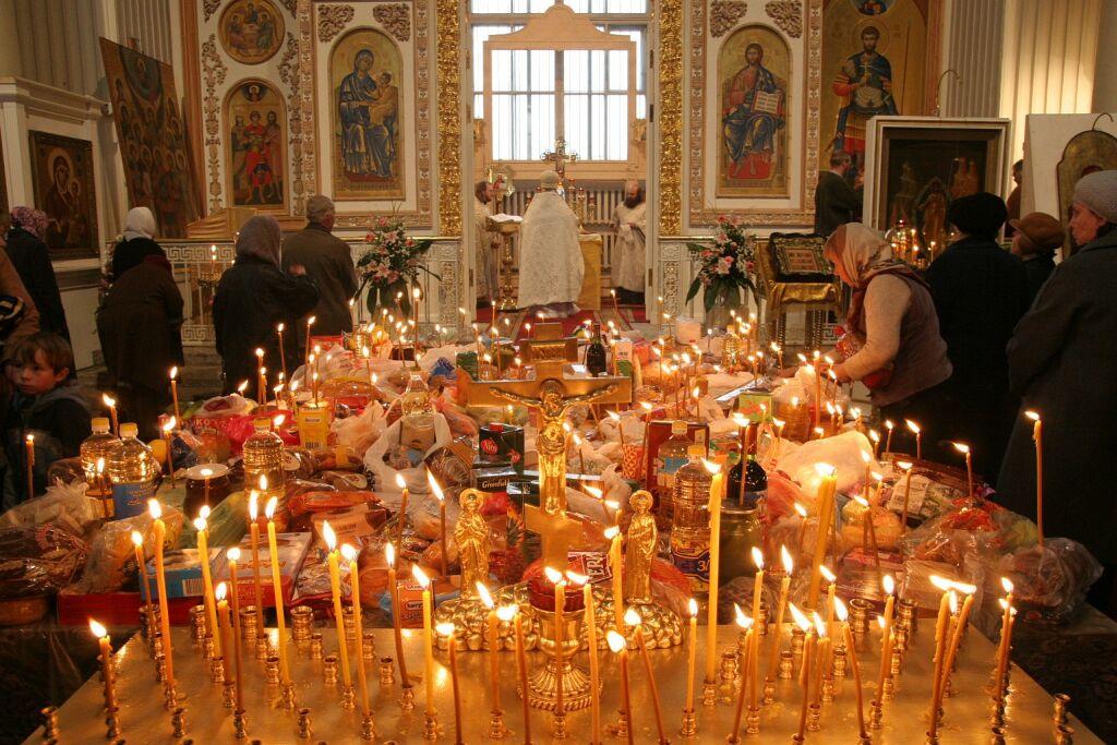 О молитвенном поминовении усопших