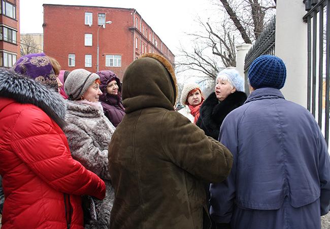 Экскурсия в Елоховский собор