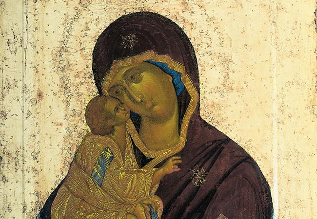 """В Донской монастырь будет привезена икона Божией Матери """"Донская"""""""
