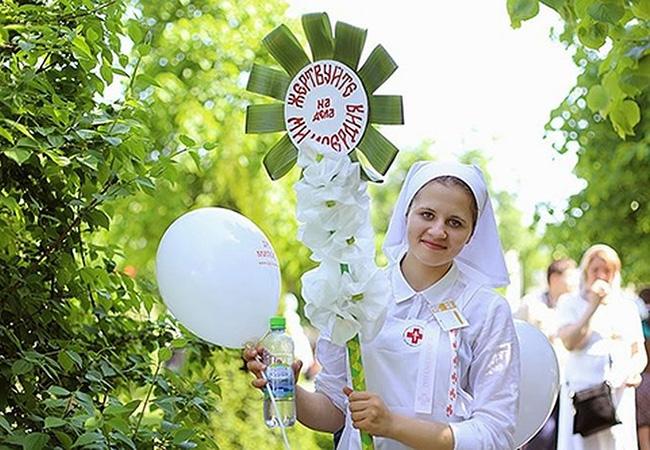 Приглашаем на праздник благотворительности «Белый Цветок»