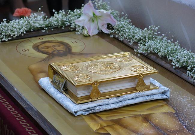 Великая Пятница. Утреня с чином Погребения Спасителя