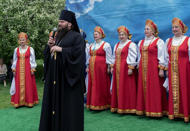 Пасхальный фестиваль Северного викариатства