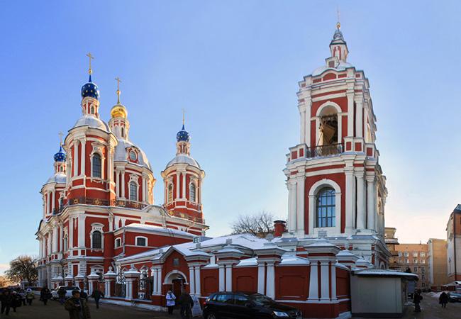 Приглашаем на экскурсию по Замоскворечью