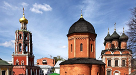 Приглашаем на экскурсию в Высоко-Петровский монастырь