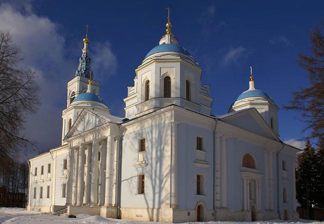 Приглашаем в паломническую поездку в Дмитровский район