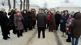 Паломничество в Переславль-Залесский и Годеново