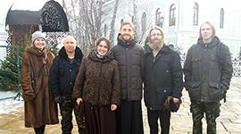Экскурсия в Сретенский монастырь и духовную семинарию