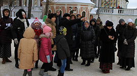 Экскурсия в Свято-Троицкую Сергиеву Лавру