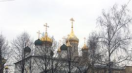 Приглашаем на экскурсию в Сретенский монастырь
