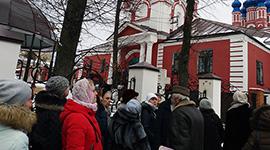Паломническая поездка в Калугу