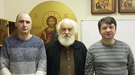 При храме Святых Царственных Страстотерпцев открылся  Семейный клуб трезвости