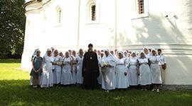 Приглашаем на курсы сестёр милосердия