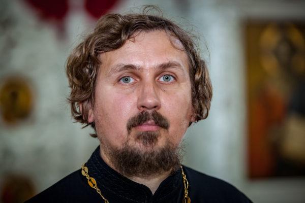 """Интервью с о. Игорем на портале """"Православие и мир"""""""