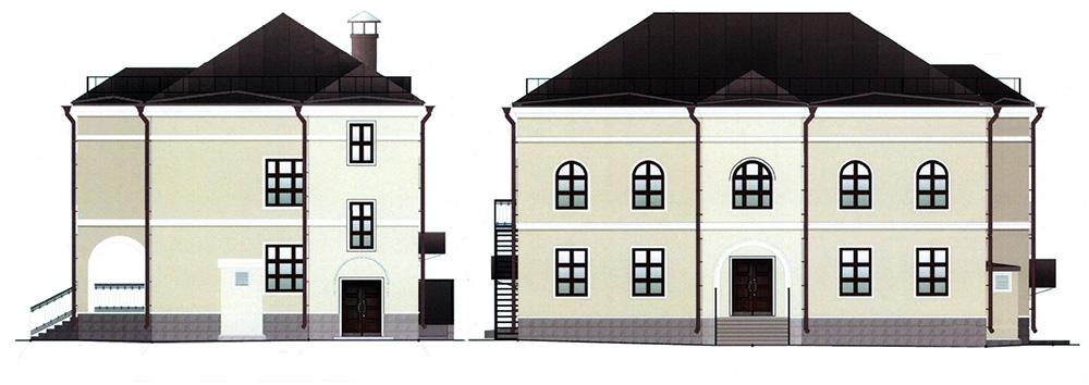 Проект Дома причта
