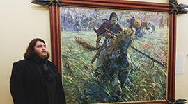"""Выставка """"От вече к престолу"""""""