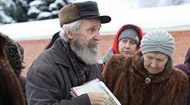 Поездка в Бородино, Можайск и окрестности