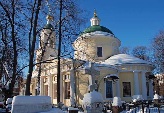 Приглашаем на экскурсию по Ваганьковскому кладбищу