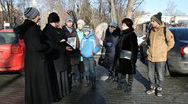 Экскурсия на Ваганьковское кладбище