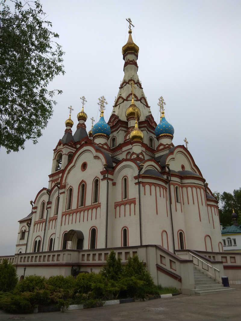 Паломничество в Долгопрудный, Виноградово и Алтуфьево