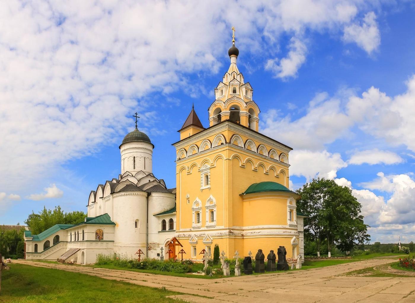 Приглашаем в паломничество в Киржач и Стромынь