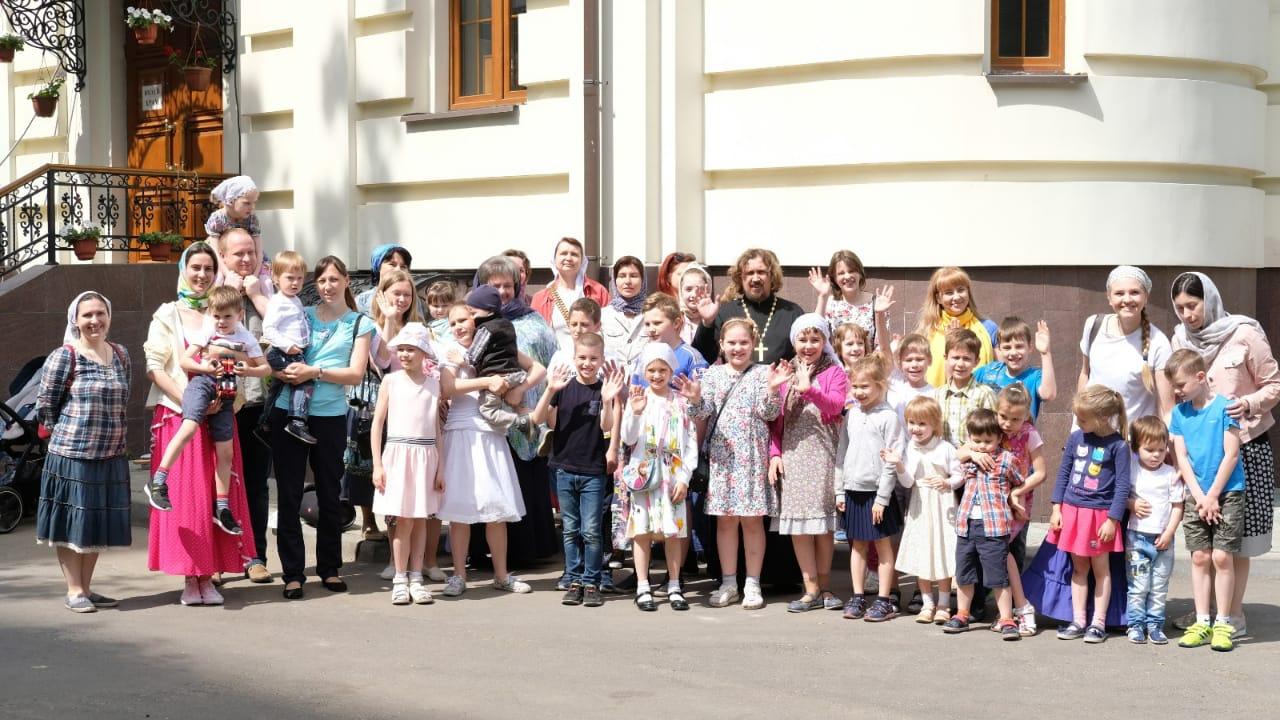 Праздник в День защиты детей (2019)