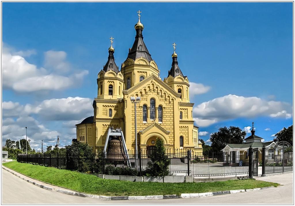 Приглашаем в паломничество в Макариев Желтоводский монастырь и Нижний Новгород