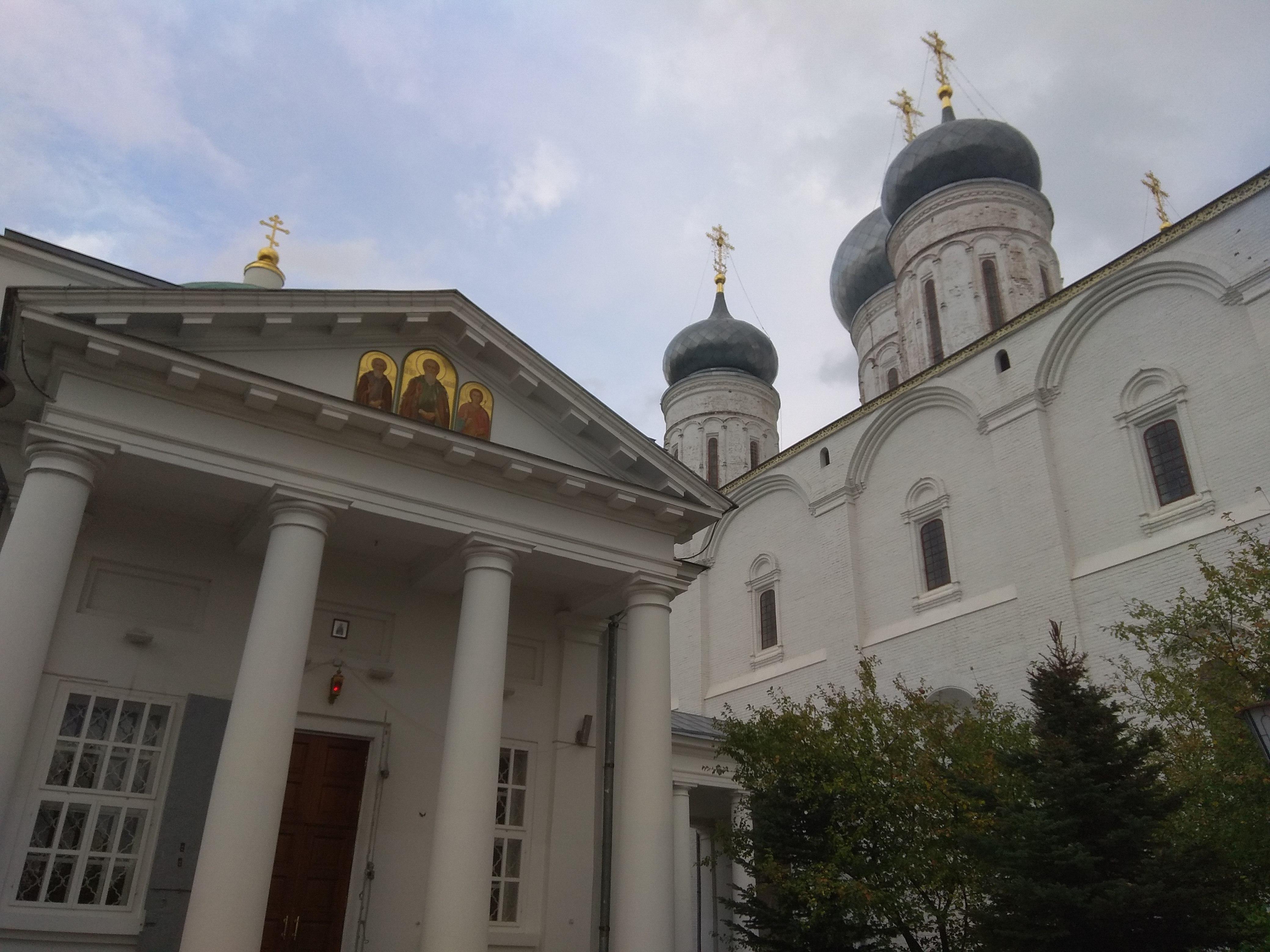 Паломничество в Макариевский монастырь и Нижний Новгород