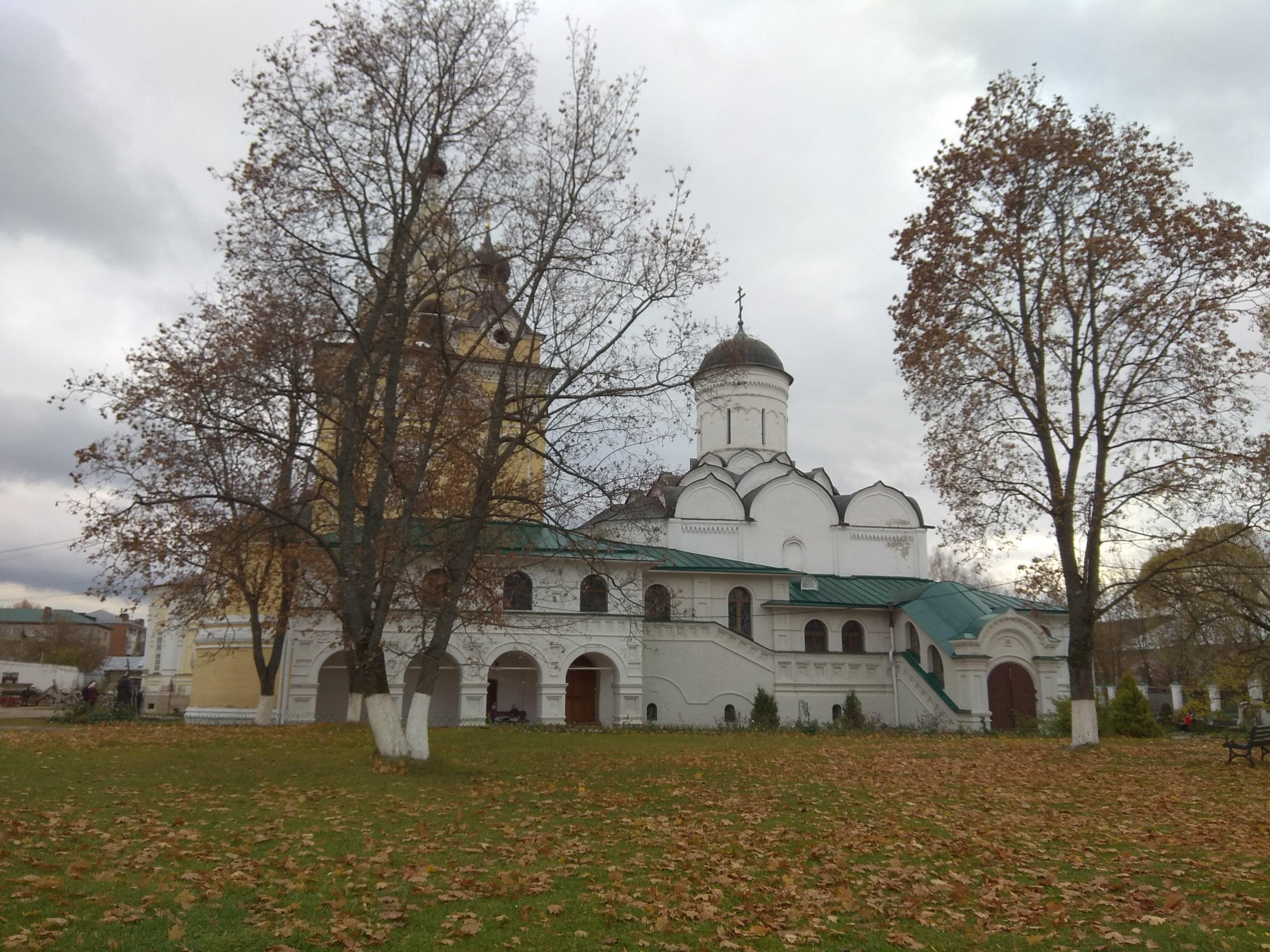Паломничество в Стромынь и Киржач
