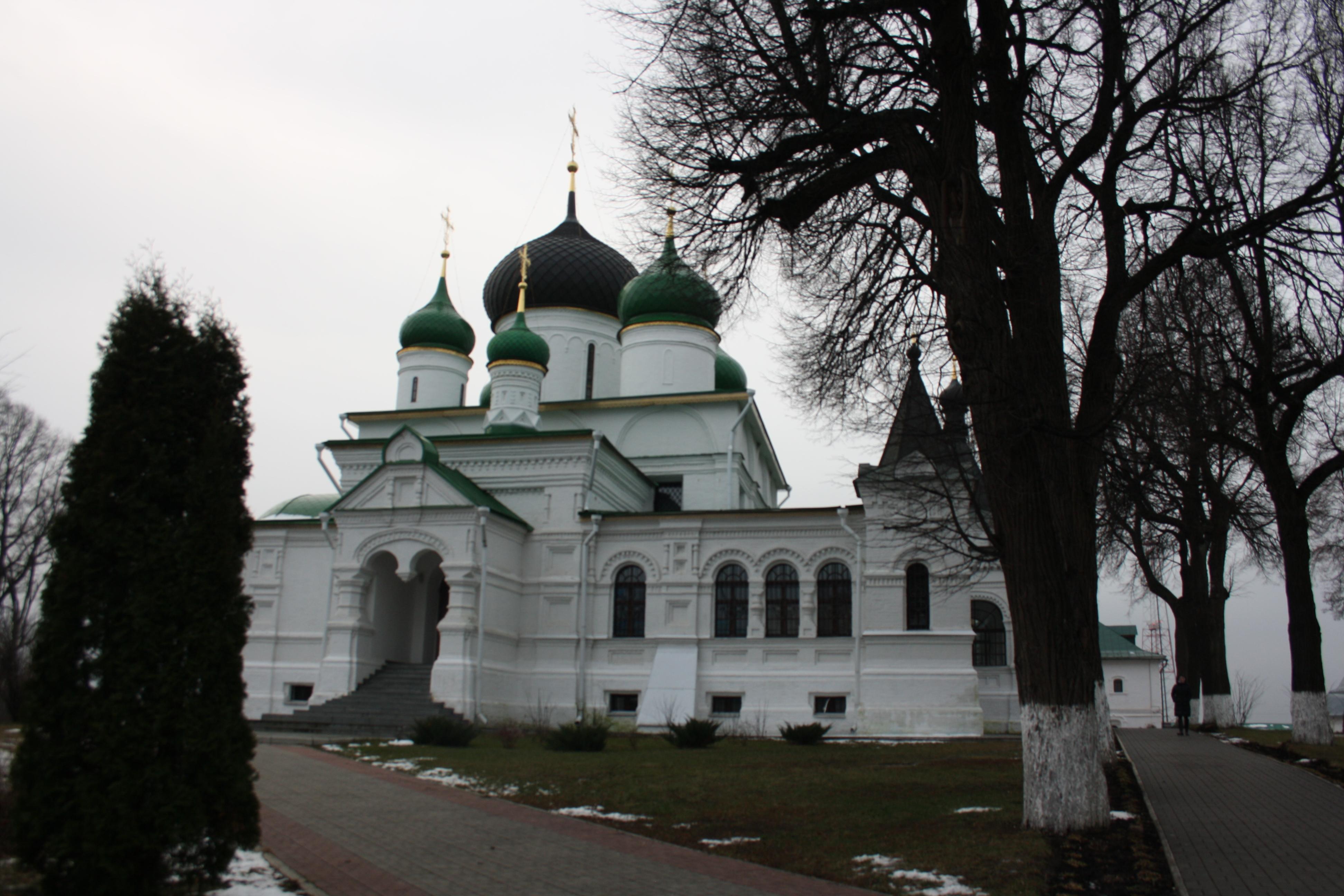 Паломническая поездка в Переславль-Залесский и Годеново