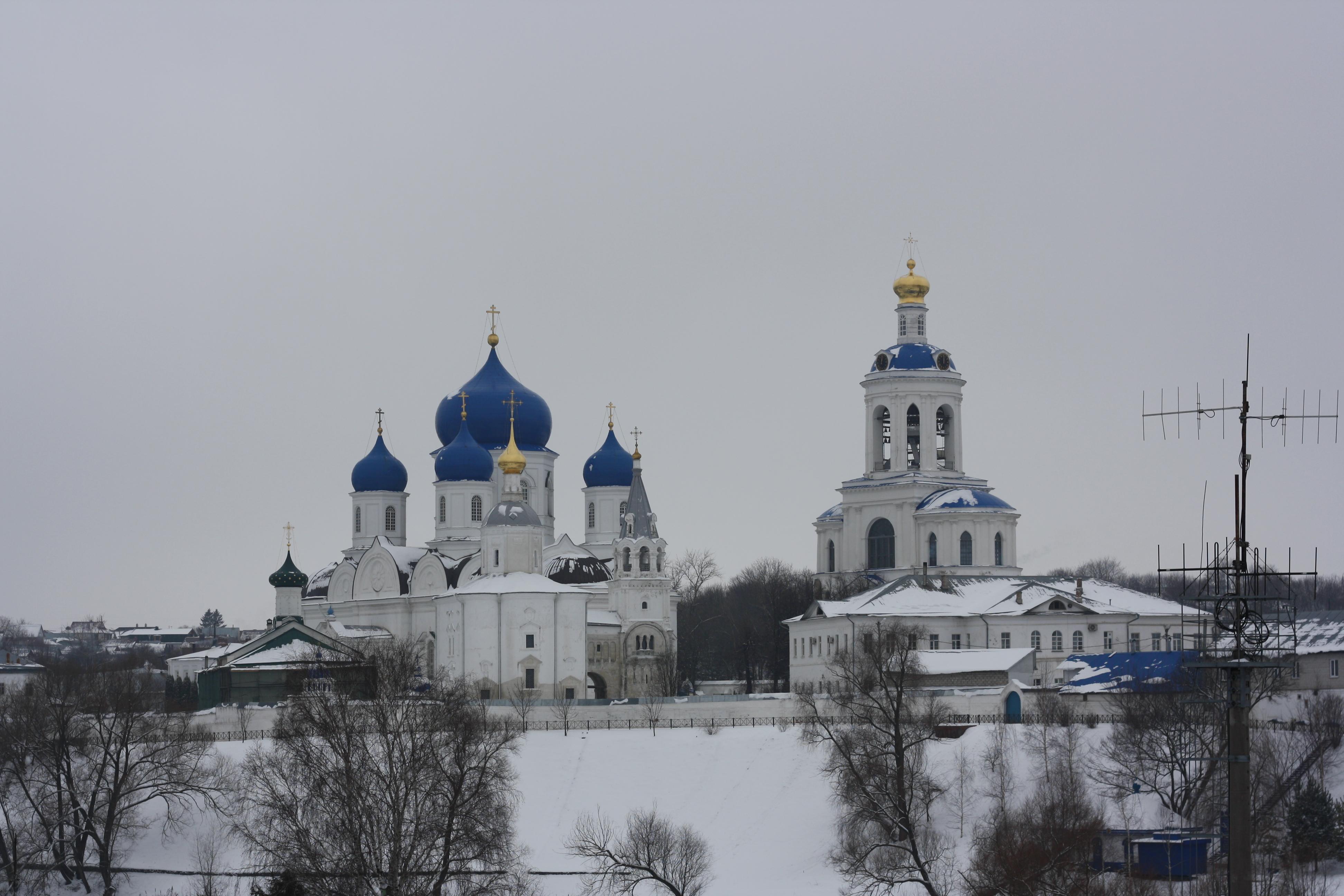 Паломничество в Боголюбово и Владимир