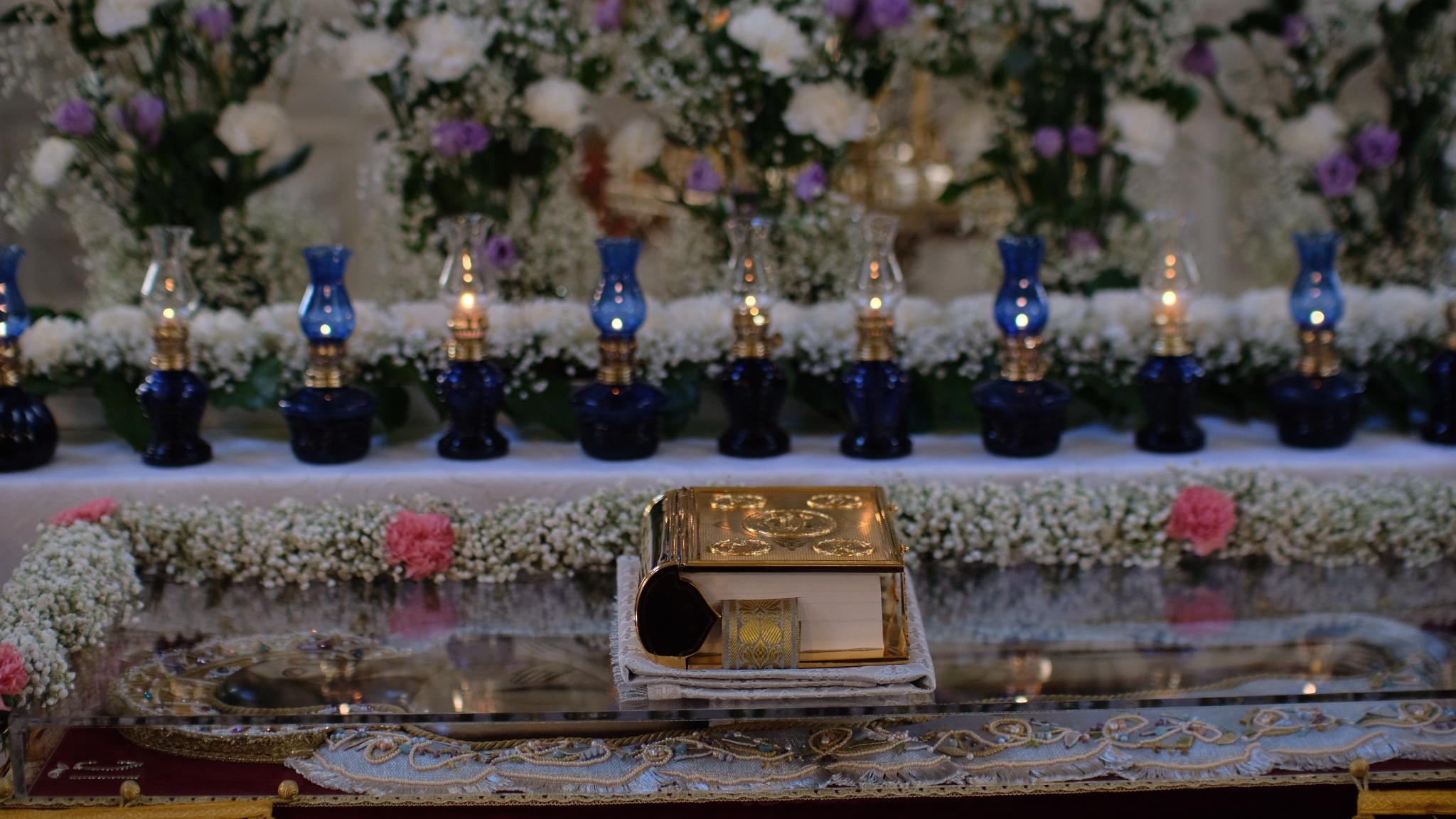 Вынос Плащеницы и чин погребения (2020)