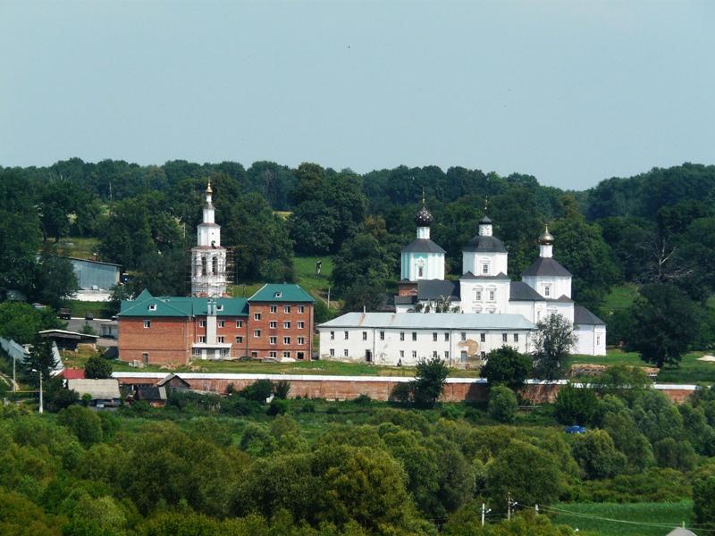 Поломническая поездка в Рыльский Свято-Николаевский монастырь