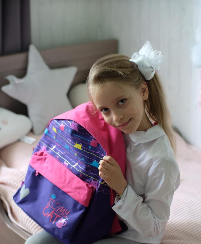 Благотворительная акция «Соберём детей в школу». Итоги 2021 года