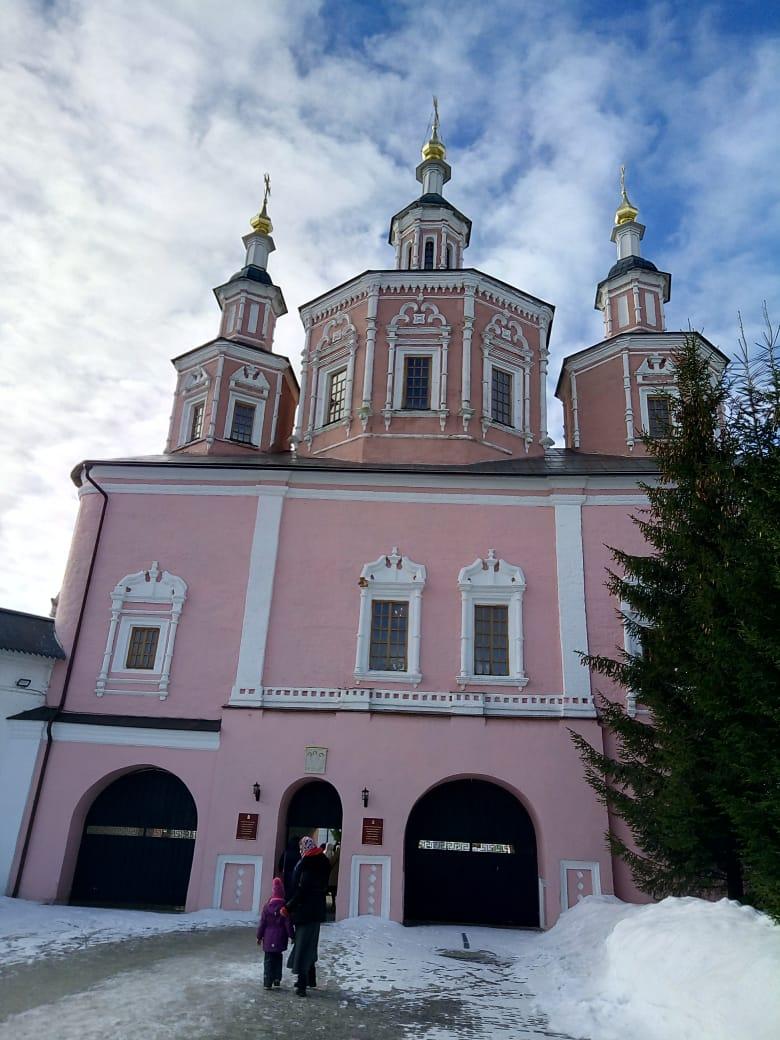 Поломничество в Рыльский Свято-Никольский и Свенский монастыри
