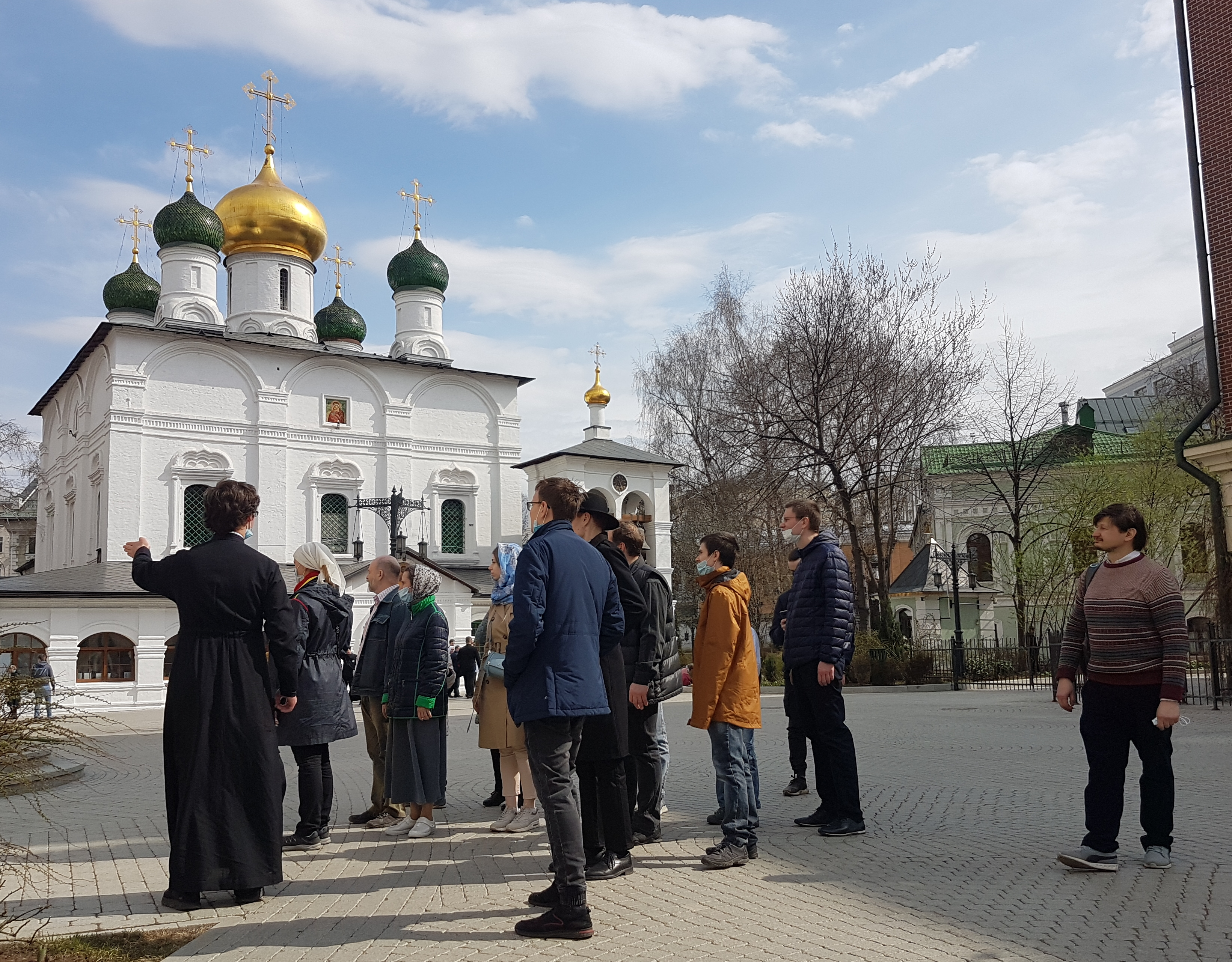 Экскурсия в Сретенский монастырь (2021)