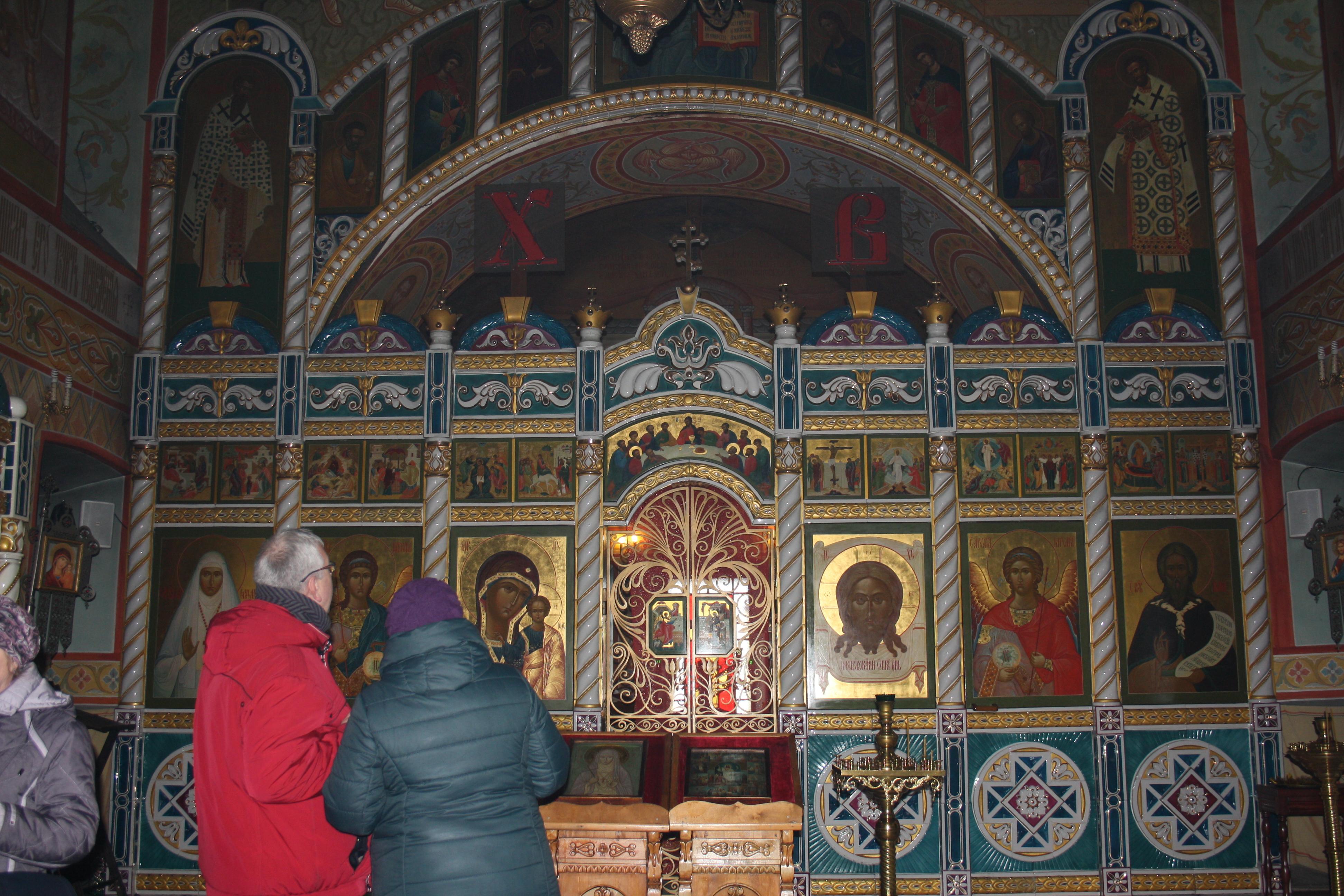 Паломничество по святыням Северо-Запада Москвы и Запада Московской области